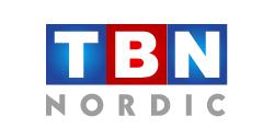 TBN Nordic TV logo-white